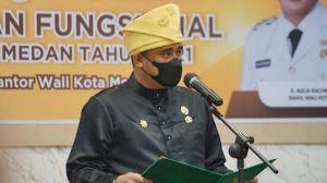 Wali Kota Medan Wajibkan ASN Kenakan Pakaian Adat Setiap Jumat
