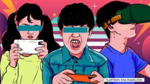 Bunda! Ketahui Ciri-ciri Anak Kecanduan Internet