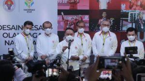 Haornas 2021, Kapolri dan Panglima TNI Dapat Penghargaan dari Menpora