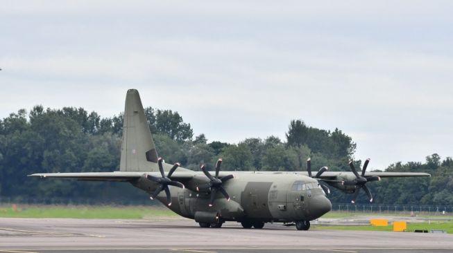 Tingkatkan Kemampuan TNI AU, Hercules C-130J Dibeli dari Lockheed Martin
