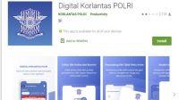 Warga Bisa Perpanjang SIM Pakai Aplikasi Daring, Hasilnya Akan Diterima Sebulan Lagi