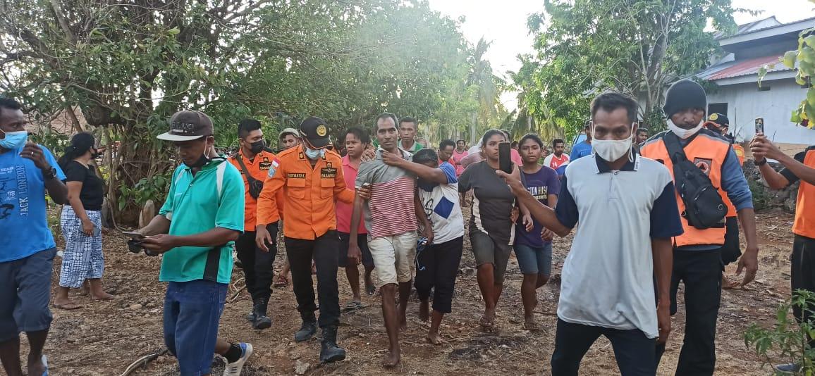 Guru yang Hilang di Rote Ndao Akhirnya Ditemukan Dalam Hutan