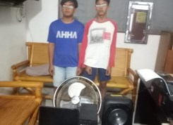 Dua Remaja Diringkus