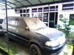 Mobil Rongsok, Bertahun Dibiarkan di Samping Ruang Ketua DPRD Sidimpuan