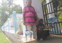 Kunker Jokowi ke SMKN 1 Beringin, Pedagang Kecil Mengeluh: Lebih Paten Pak Agus Andrianto & Edy Rahmayadi
