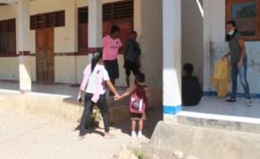 Pasca Ruang Kelas Diobrak-abrik 2 Pria Bertopeng, Ratusan Siswa Mulai Ujian