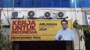 Karan Sukarno Walia, Anak Medan Gelorakan Etos Kerja Airlangga Hartarto