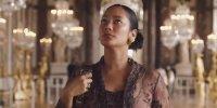 Di Prancis, Tara Basro Pakai Kebaya Transparan, Cantiknya wanita Indonesia