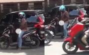Viral! Video Pria Onani di Atas Motor di Depan SD, Polisi Lakukan Penyelidikan