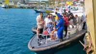 Dukung Tugas Kepolisian di Perairan, Polda NTT Dapat Bantuan Kapal