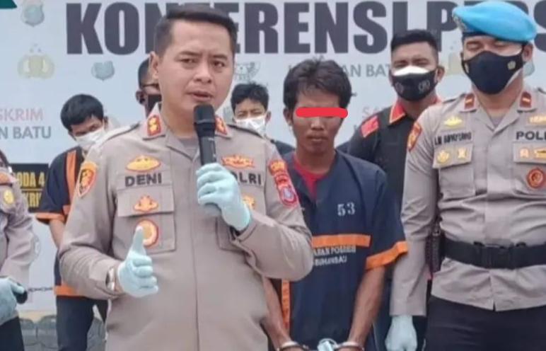 Ayah di Kota Pinang Setubuhi Anak Kandung Sejak Usia 5 Tahun