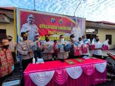 Tikam Patar Simanjuntak, Pengusaha Pisang di Sibolga Ditangkap