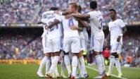 Menangi El Clasico, Real Madrid Duduki Posisi Puncak Klasemen, Barcelona Merosot ke Posisi 8