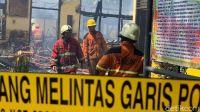 sd negeri 118 pekanbaru terbakar