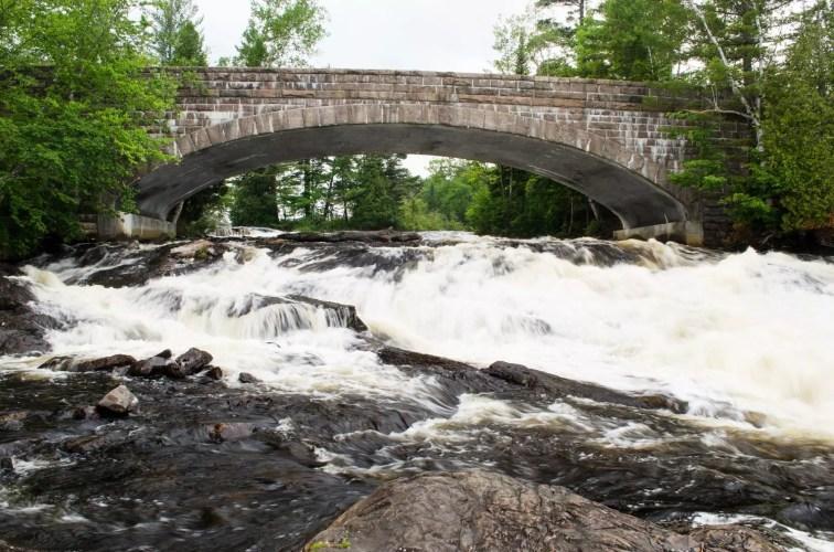 Bog River Falls