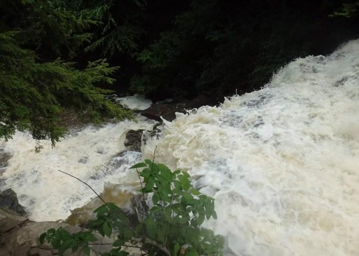 Wilsey Creek, Butler Falls, Montgomery County, New York
