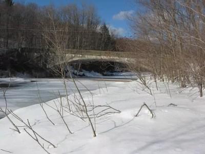 Bennets Bridge, Oswego County, New York 3-23-2008