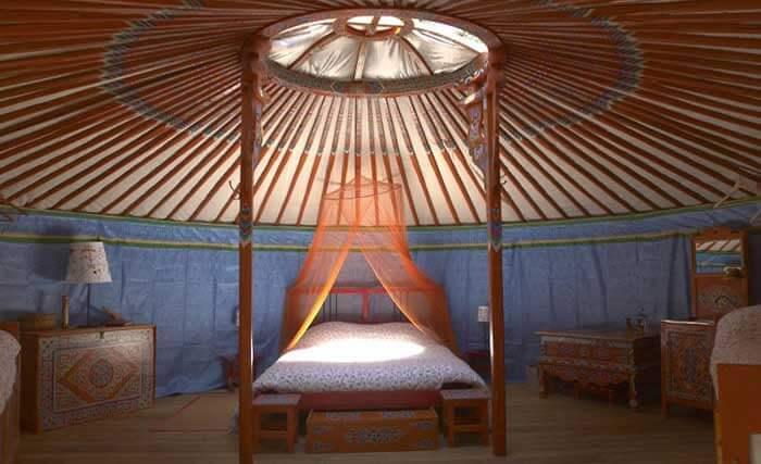 Cabanes Dans Les Arbres Et Hbergements Pour Nuit Insolite