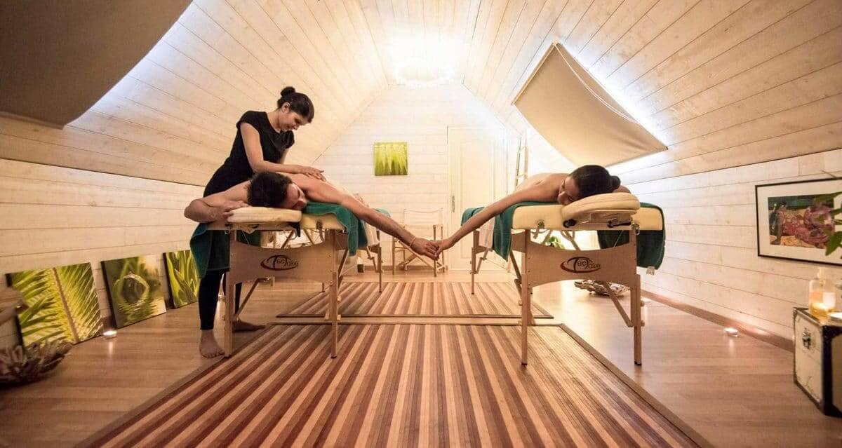 Massages Et Soins Lors De Votre Sjour En Chambre Dhte