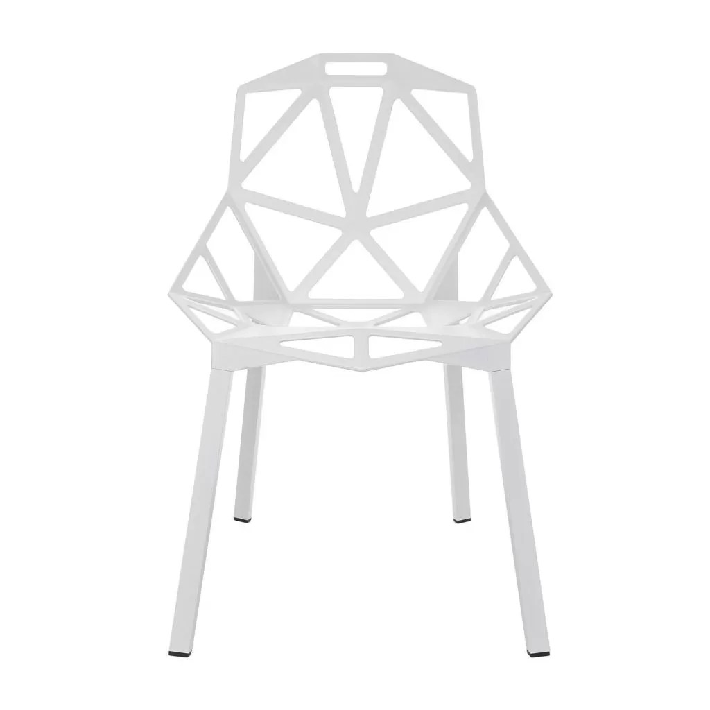 Chaise One Magis Inspiration Konstantin Grcic Pas Cher