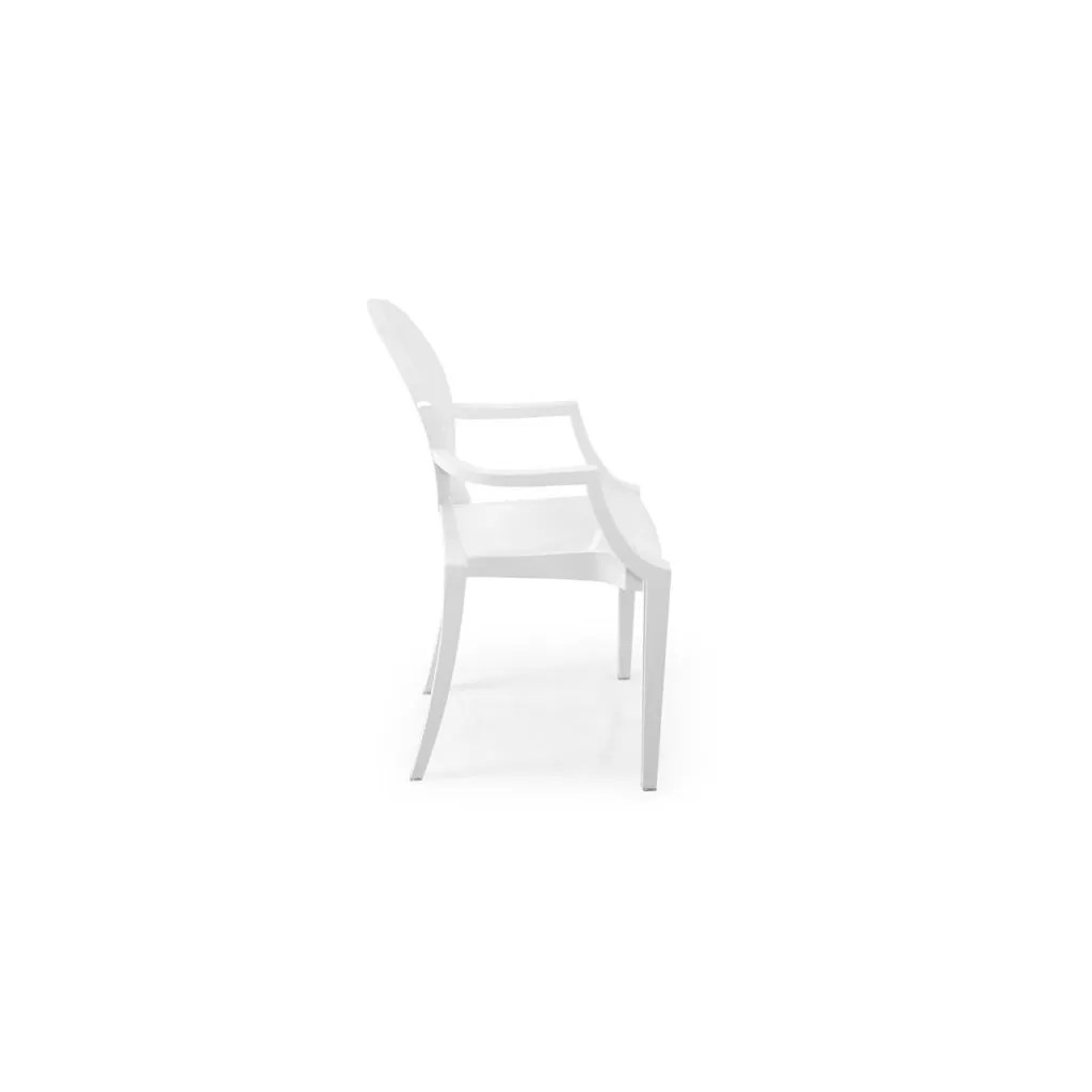 Chaise Louis Ghost Kartell Reproduction Philippe Starck