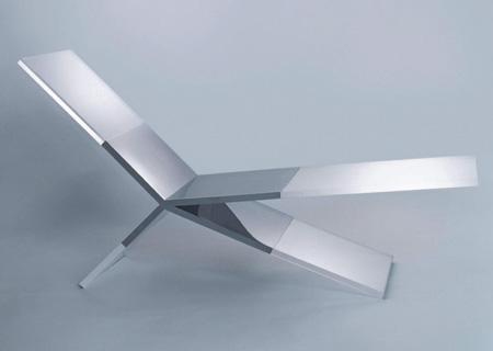Chaise longue design Miami 2007