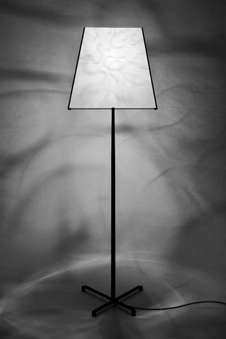 Zero Orrefors Kosta Boda Shadow Light