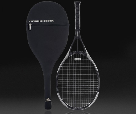 Porsche Design raquette de tennis carbone