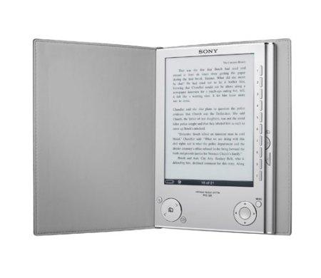 Test Sony Reader PRS 505