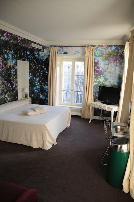Brabantia color Your Bin Hotel Particulier Montmartre