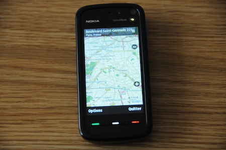 Test Nokia 5800 Xpress Music