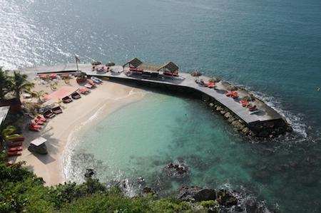 Toubana hotel Guadeloupe plage