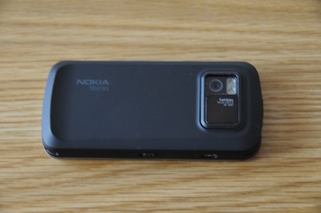 Nokia N97 test appareil photo et flash