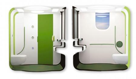 Nouvelle génération de toilettes embarquées SNCF