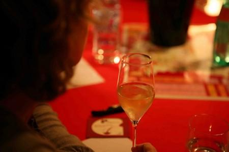 Guy Degrenne flute à champagne Dandy