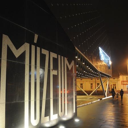 Musée point de souvenir de Vasarhely