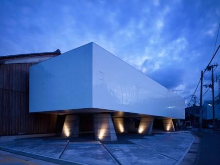 Maison Obama Japon Suppose Design