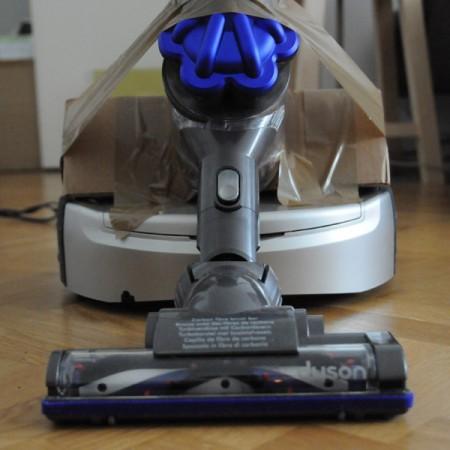 Homerun x DC35 : L'aspirateur robot ultime