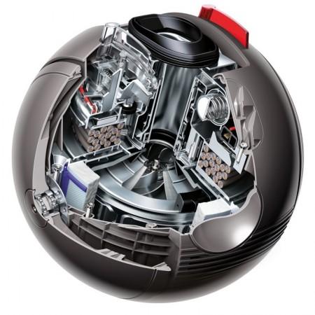 Dyson Ball (DC37) et Dyson Hot : Dyson renforce son avance dans le design industriel