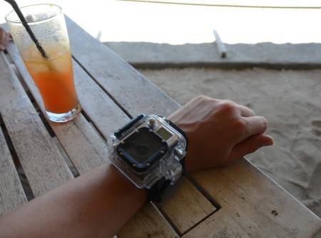[test] La GoPro Hero 3 affronte les eaux d'Indonésie