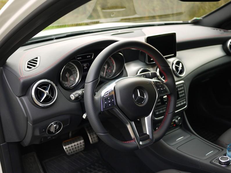 Essai Mercedes GLA 250
