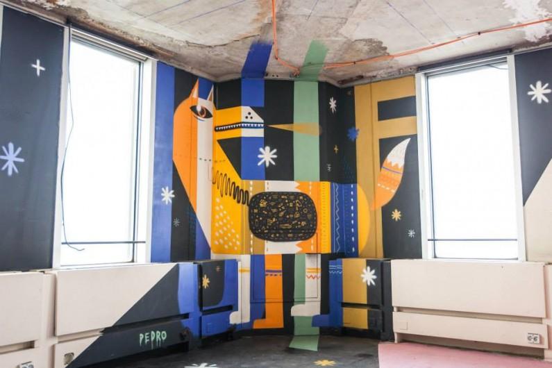 25eme etage tour pleyel