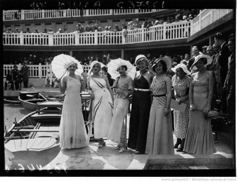 Molitor picine 1929