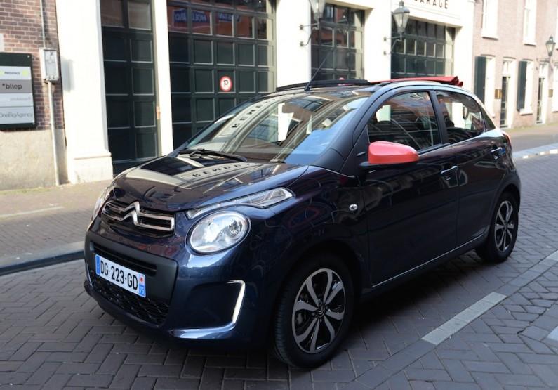 Essai nouvelle Citroën C1 2014