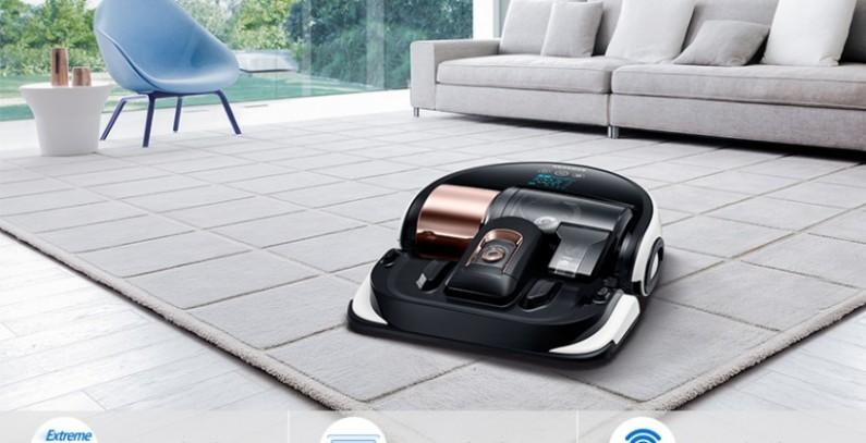 Samsung aspirateur robot cyclone VR9000h