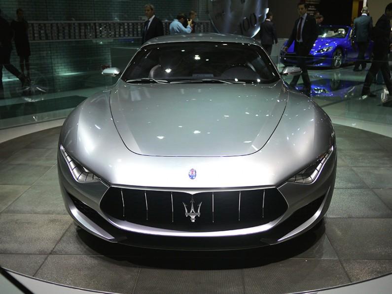Maserati concept car Alfieri