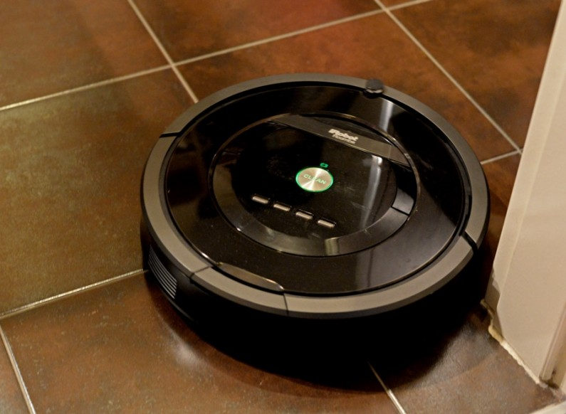 Test Roomba 880 aspirateur robot