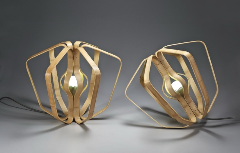 HiH-Lampe Physalis_Designer Johan Brunel