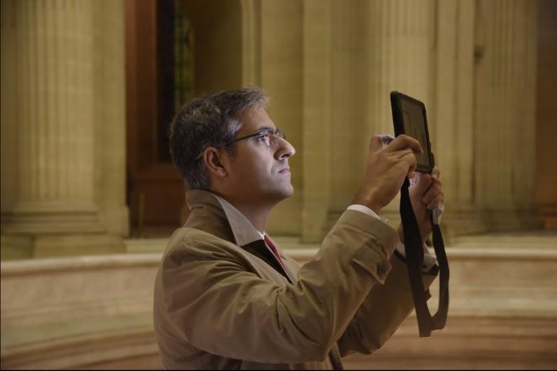 iPad musée des invalides