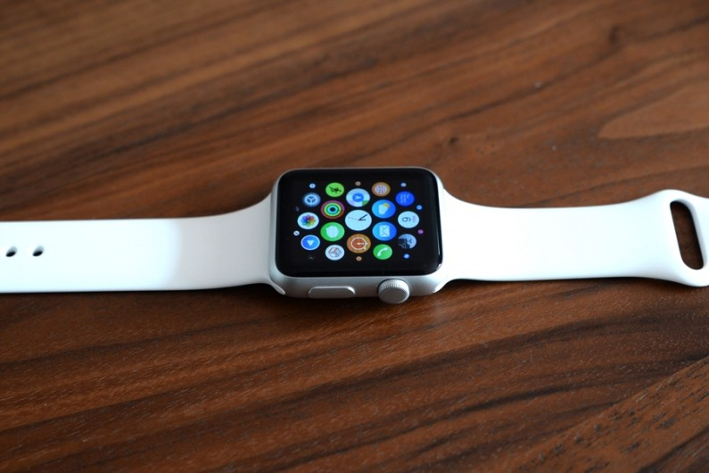 Test Apple Watch